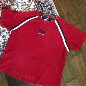 Vintage Tommy Jeans Knit Shirt